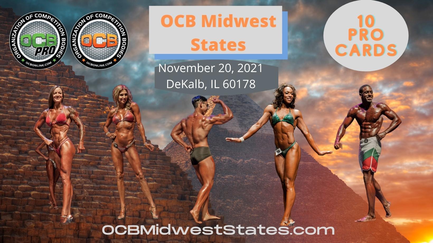 OCB Midwest States Logo